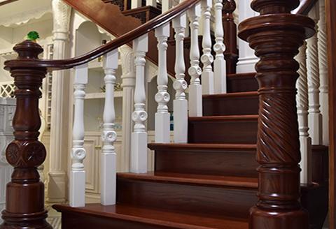 南坪红星美凯龙楼梯