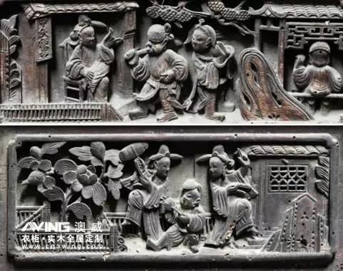 澳威全屋定制:木雕最中国——徽州木雕